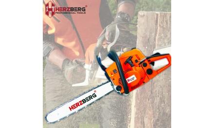 Tronçonneuse thermique Herzberg