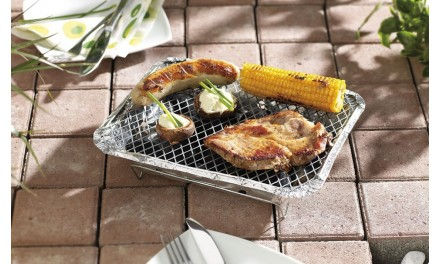 Barbecue jetable XXL