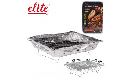 Barbecue jetable XXL